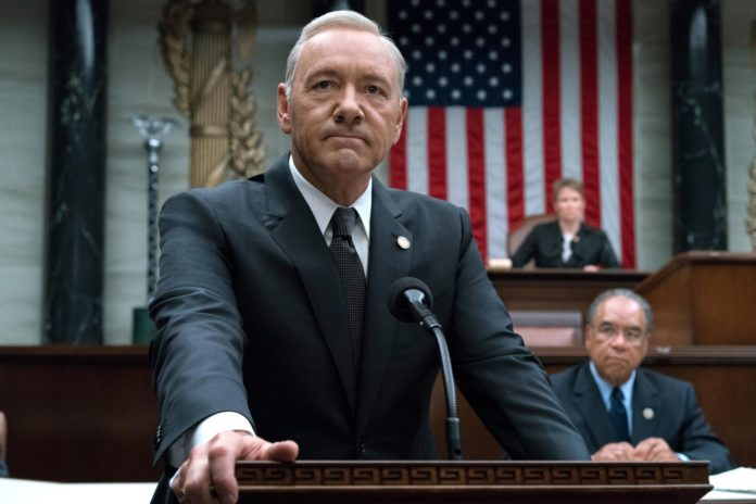 'House of Cards' prepara su regreso sin Kevin Spacey