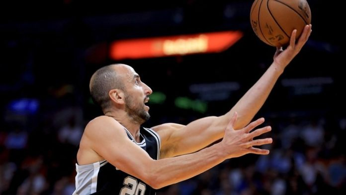 Warriors derrotan a Spurs y ponen serie de playoffs