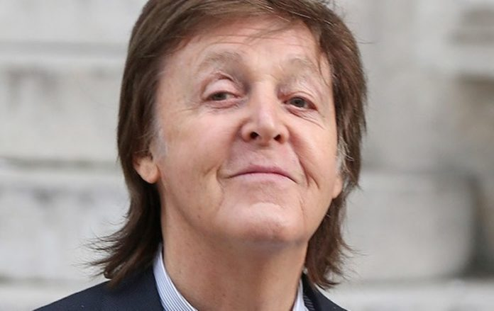 Prepara Paul McCartney su álbum como solista #17