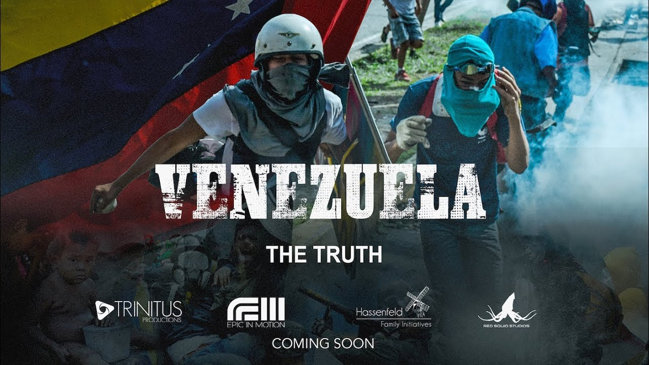 Venezuela Truth: Documental humanitario que sera transmitido en EEUU
